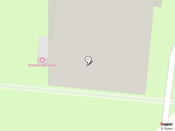 Rachel Bellay на карте Москвы
