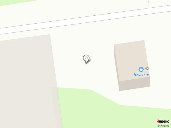Моя Мебель на карте Тулы