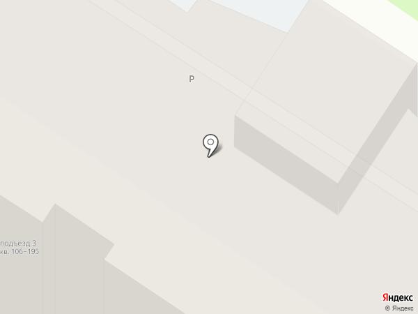 Айболит на карте Тулы