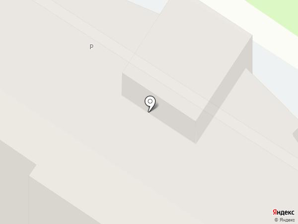 Магазин колбасных изделий и сыра на карте Тулы