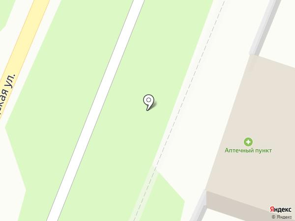 Аптечный пункт на карте Плеханово