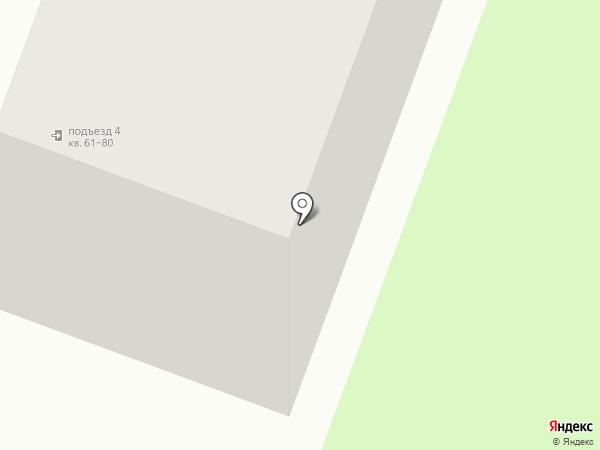 Печати 5 на карте Подольска