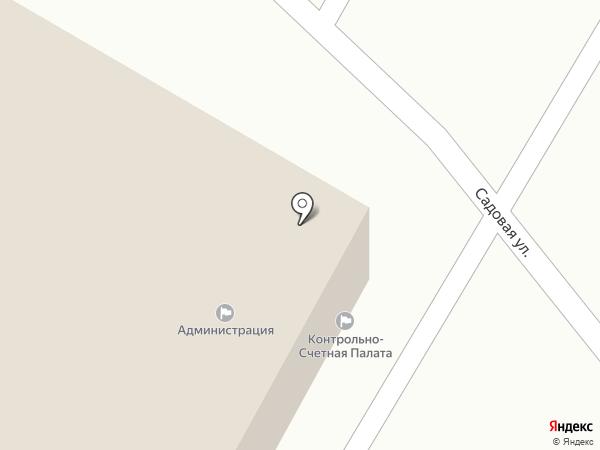 Городской центр жилищных субсидий на карте Щербинки