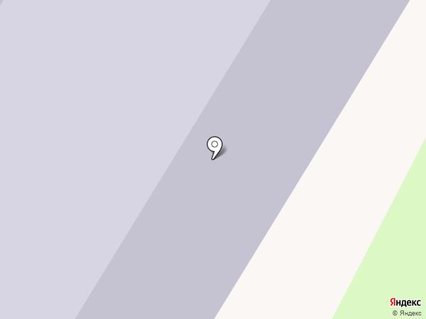 Интэкс-М на карте Москвы