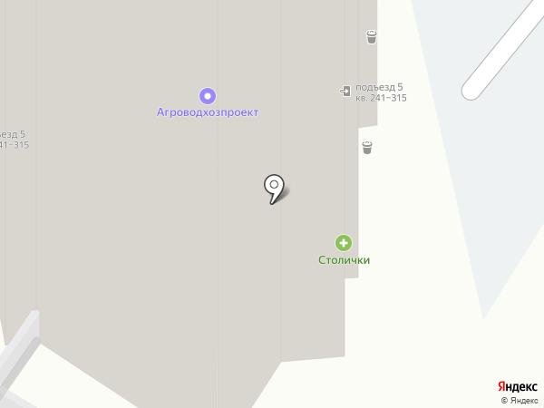 Пульт ТВ на карте Тулы