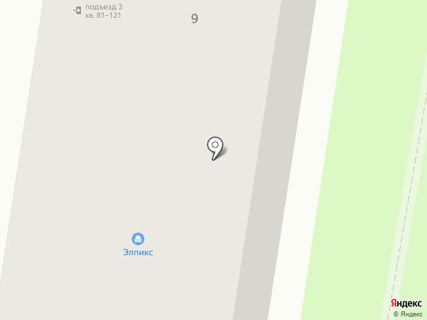 ВторПромРесурс на карте Подольска