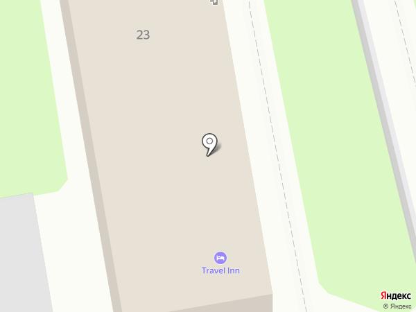 Наш Самогон на карте Москвы