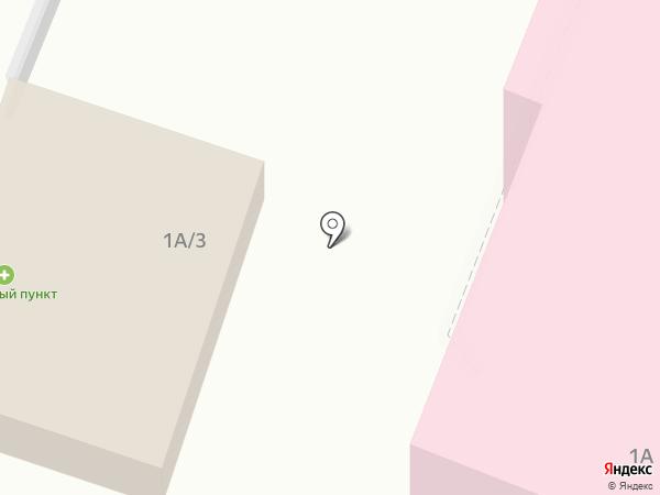 Авиценна на карте Плеханово