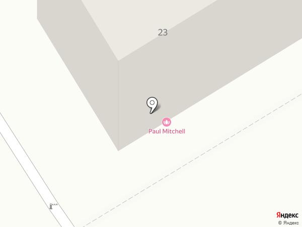 Paul Mitchell на карте Москвы