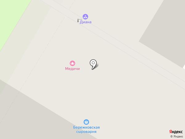 Np Club на карте Москвы