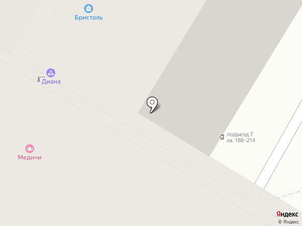 FixGadget на карте Москвы