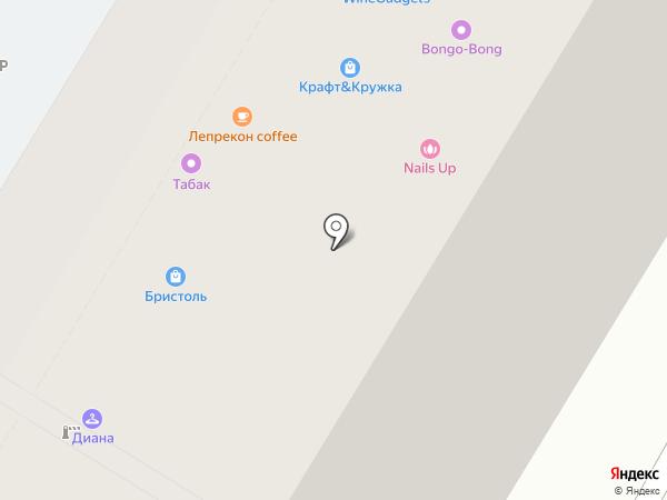 Feedback на карте Москвы
