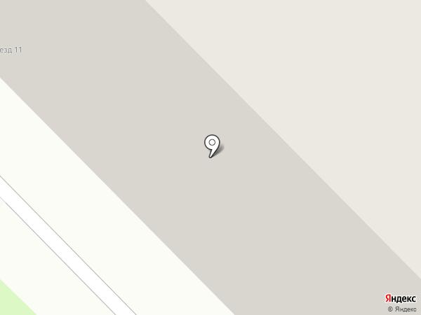 Rhombus-Print на карте Москвы