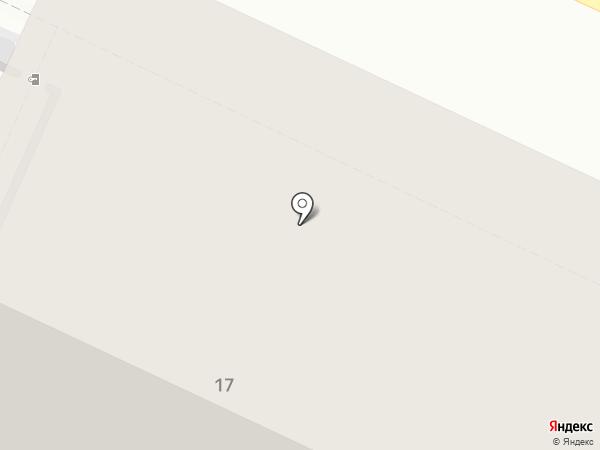 Ателье на карте Москвы