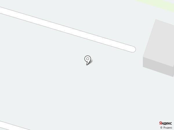 Тис на карте Тулы
