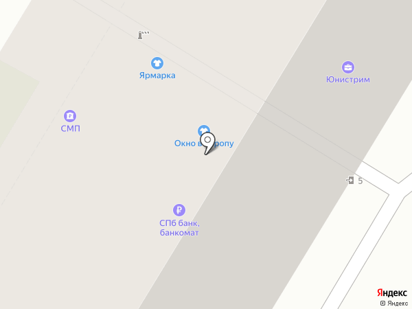 Домашний гастроном на карте Москвы