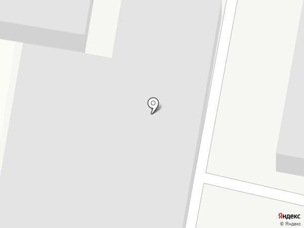 АС-Моторс на карте Подольска