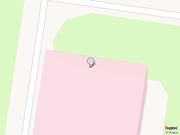 Станция скорой и неотложной медицинской помощи им. А.С. Пучкова на карте Щербинки