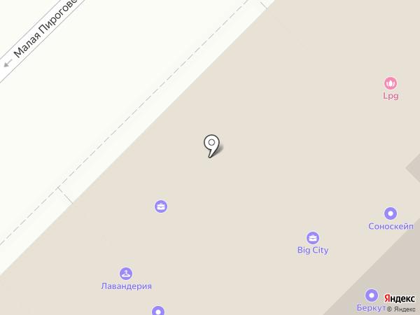 Сибирьэнергоинжиниринг на карте Москвы