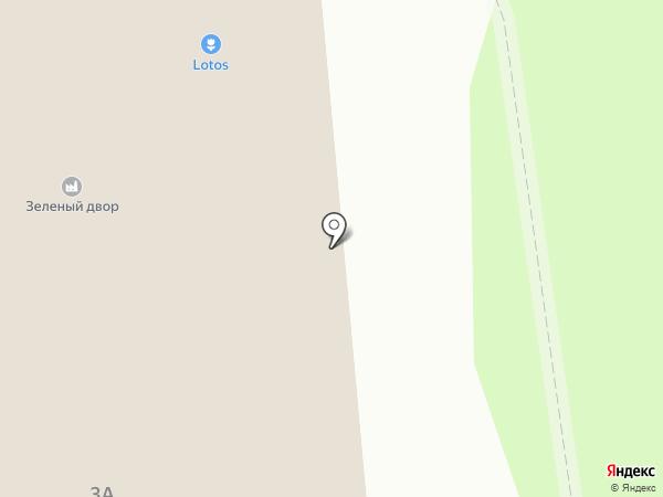 Участковый пункт полиции на карте Щербинки