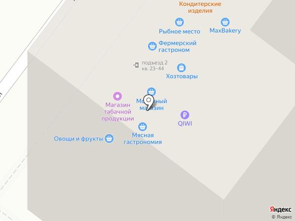 Milk shop на карте Москвы