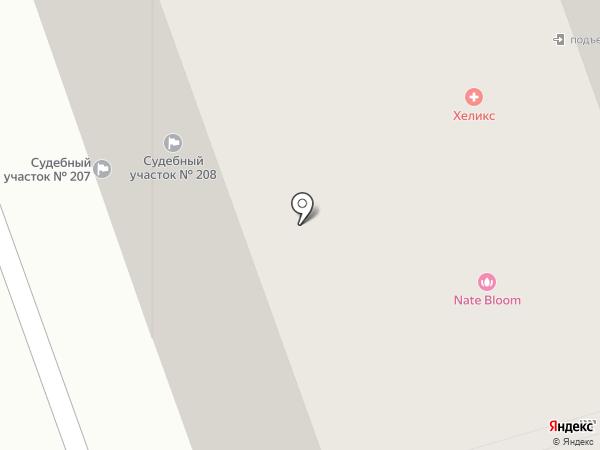 Q atelier на карте Москвы