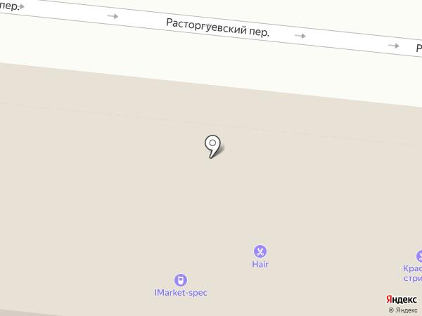 Zetta на карте Москвы