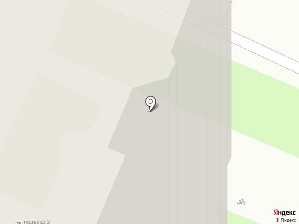 РОСНО-МС на карте Москвы