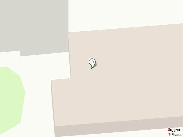 Информационно-расчетный производственный центр микрорайона Щербинка на карте Щербинки