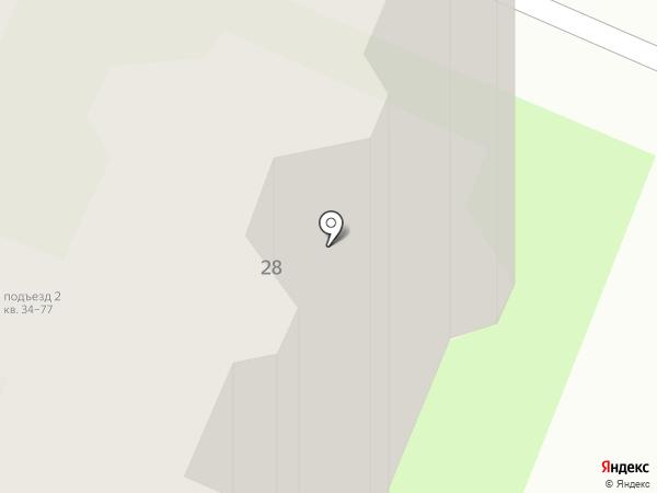 Мульти-услуги на карте Москвы