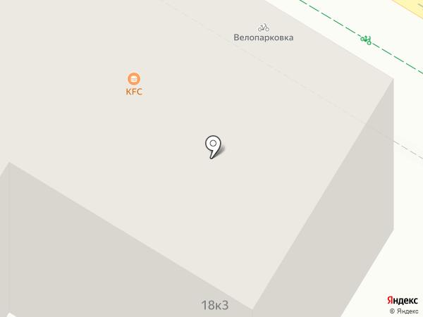 Famous Lounge на карте Москвы