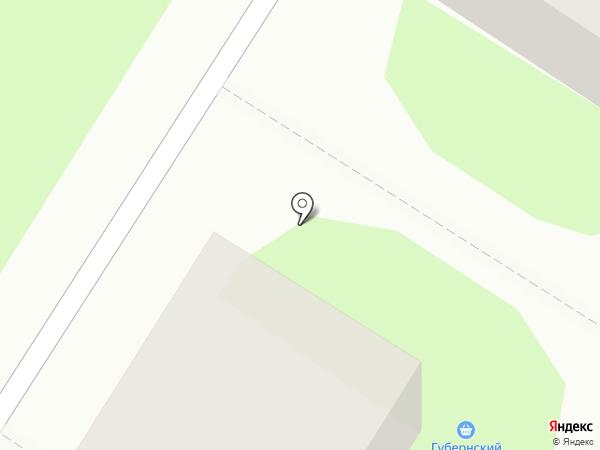 ГУБЕРНСКИЙ КОЛОДЕЗЬ на карте Тулы