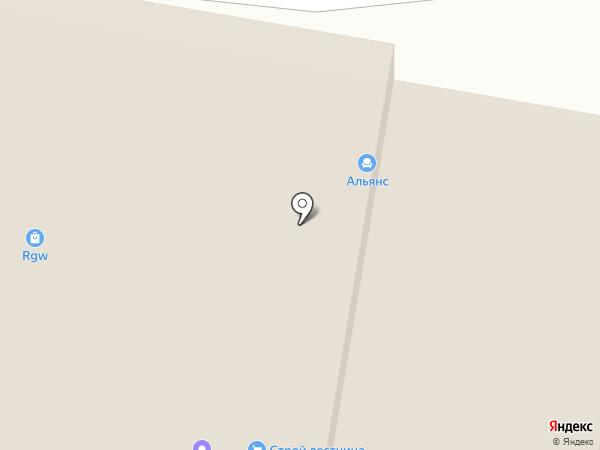 МАЛС на карте Щербинки