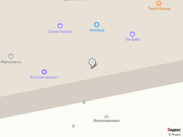 CV Recruitment на карте Москвы