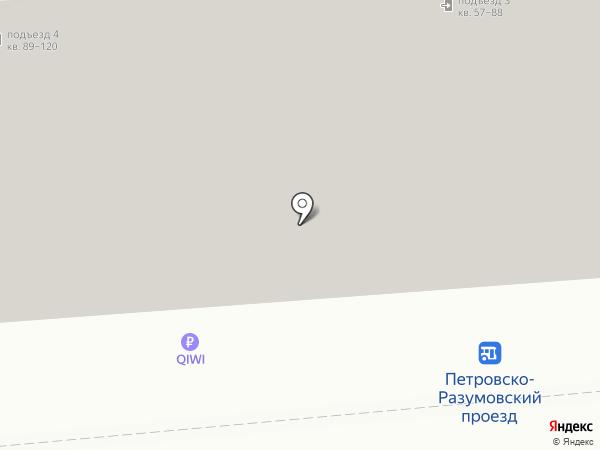 Мастер Ремстрой на карте Москвы