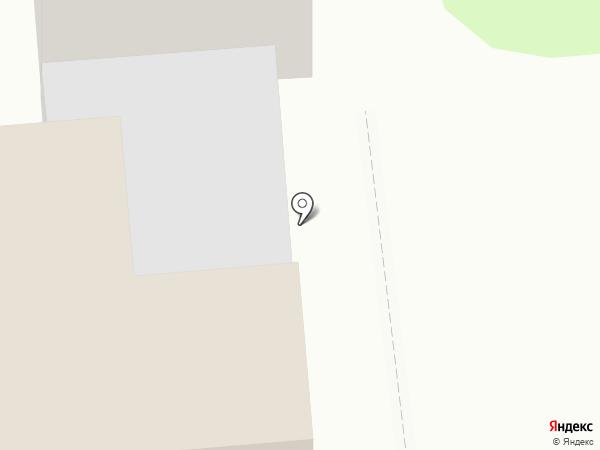Фитнес Холл на карте Щербинки