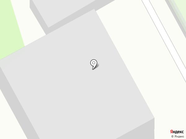 Фудлайн Групп на карте Москвы