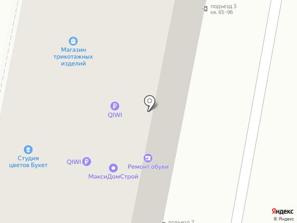 Маяк на карте Москвы
