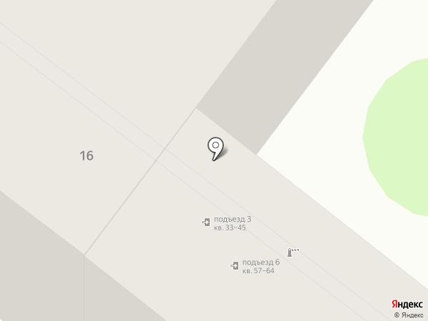 Счастливая Ферма на карте Москвы