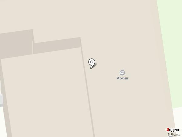 Главное Управление администрации г. Тулы по Привокзальному территориальному округу на карте Тулы