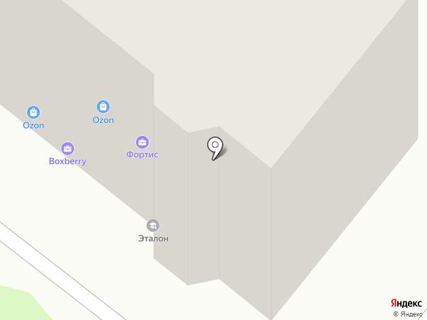 IP-Land на карте Москвы