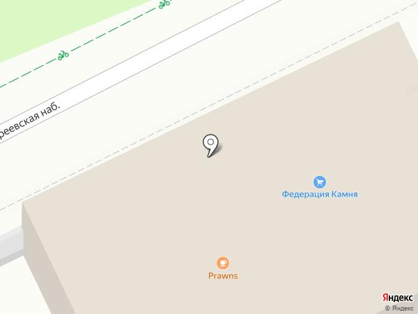 Unitled на карте Москвы