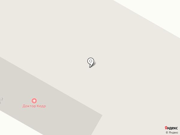 Танцевальная академия на карте Москвы