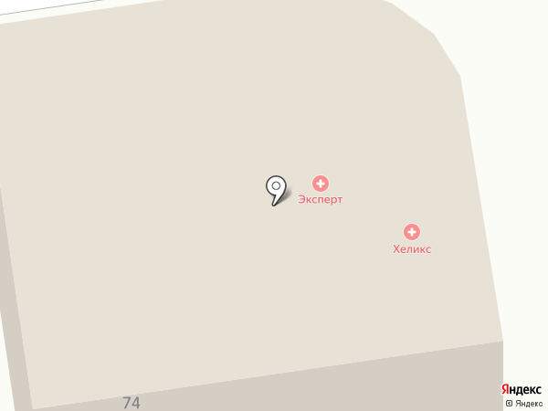 Helix на карте Тулы