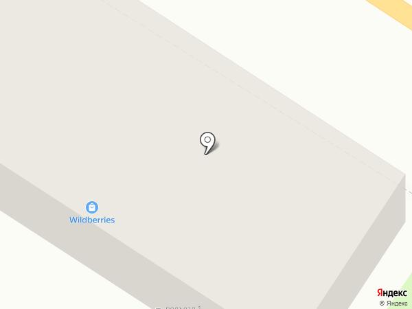 Магазин кондитерских изделий на карте Тулы