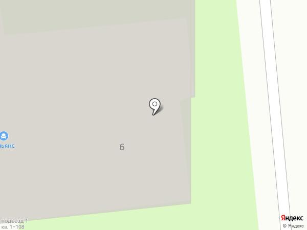 SketchPaint на карте Москвы