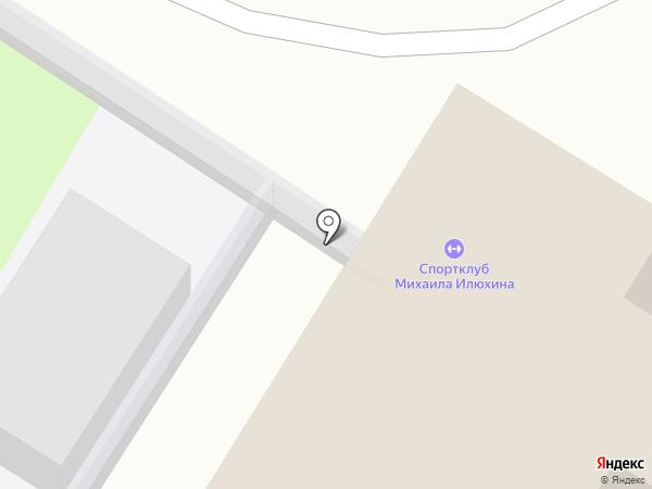 Sport Fun на карте Тулы