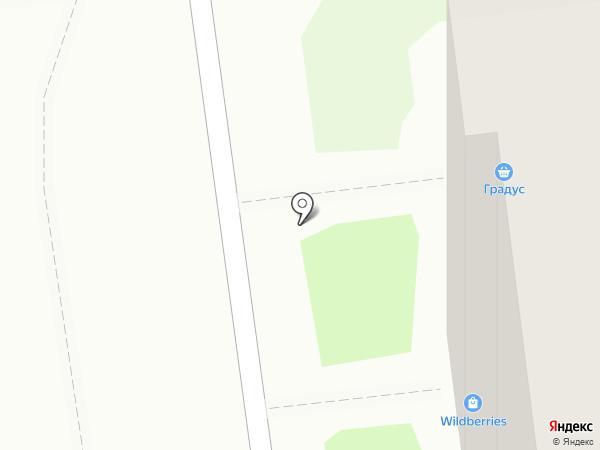 Дионис на карте Тулы