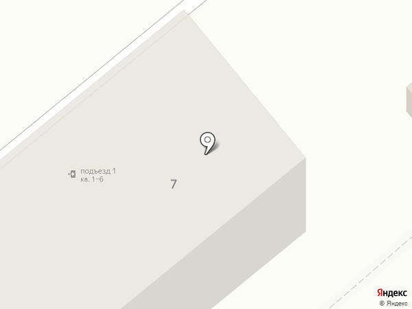 А5 на карте Подольска