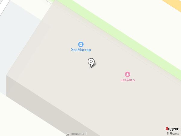 LerAnto на карте Тулы
